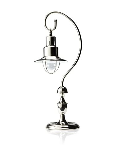 Old World Estate Station Table Lamp