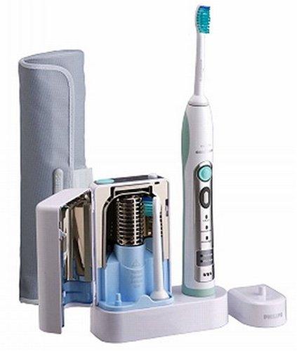 PHILIPS sonicare フレックスケアー 除菌器付き 電動歯ブラシ HX6912/10