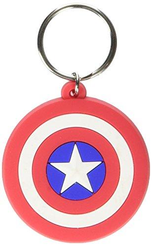 Marvel Comics Portachiavi Captain America Shield
