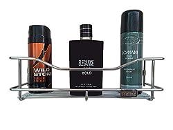 Sterling Perfume Shelf