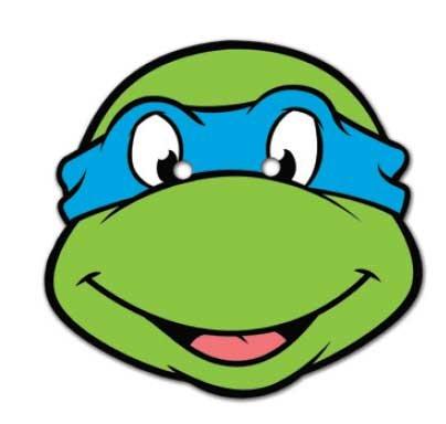Sale alerts for Star Masks Leonardo Teenage Mutant Ninja Turtles Face Mask - Covvet