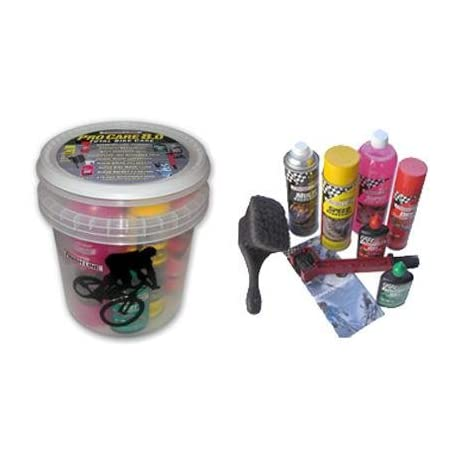 Finish Line Pro Care 8.0 Bicycle Cleaning Bucket Kit - PC0080101