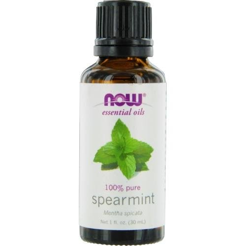 NOW Foods Essential Oils Spearmint -- 1 fl oz