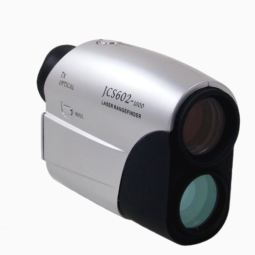 NovaOptik Laser Rangefinder for Golf with Scan, 1530 Yard, 7x, 26mm Lens, JCS602-1000