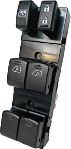 Nissan Altima Master Power Window Switch 2007-2012