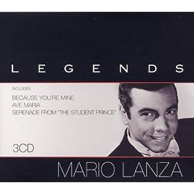Legends - Mario Lanza