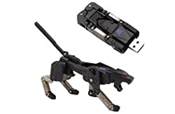 Quace Transformers Cheetah Car Cool Fancy USB Flash 32 GB Pen Drive