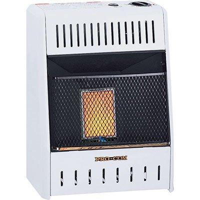 ProCom Radiant Vent-Free Liquid Propane Heater - 5,500 BTU Save Price