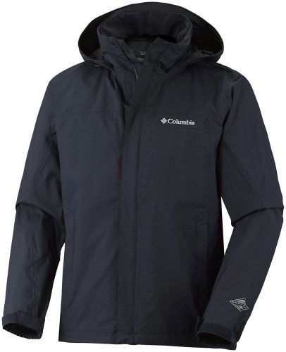 Columbia Herren Mission Air II Jacket, Abyss