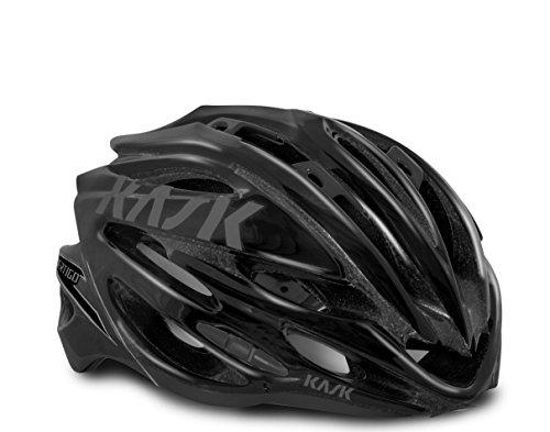 KASK Casco della bici VERTIGO 2.0 Nero MAT CM 48-58