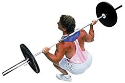 Manta Ray - Weightlifting Squat Stabilizer