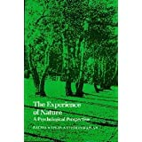 The Experience of Nature: A Psychological Perspective