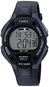 "Timex Men's T5H591 ""Ironman"" Watch with Black Resin Band"