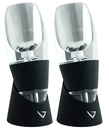 Vinturi Essential Red Wine Aerators, Set of 2