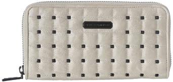 Rebecca Minkoff Large Zip S212M76C Wallet,Ecru,One Size