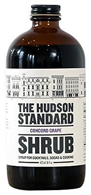 The Hudson Standard Concord Grape Shrub by The Hudson Standard