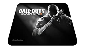 SteelSeries Call Of Duty Black Ops II QcK Gaming Mouse Pad - Soldier Edition