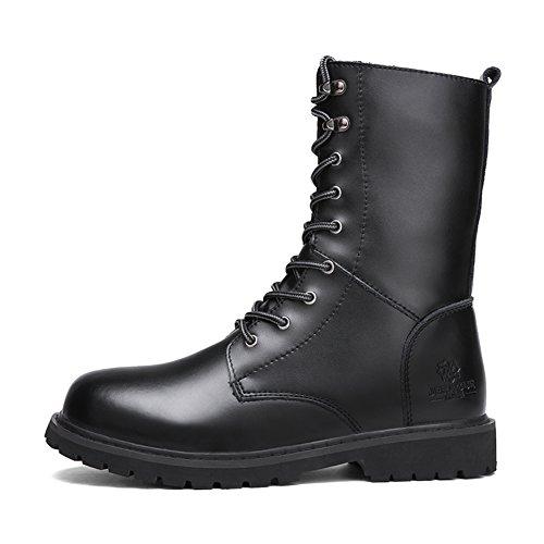 Man yinglunmading boots / Gao Bangjun cuir bottes / outillage retro bottes /Bottes de moto