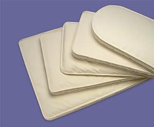Naturepedic Organic Cotton Contoured Changing Pad