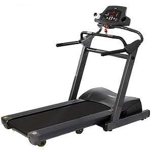 Smooth Fitness 7.1 HR Pro Power Folding Treadmill