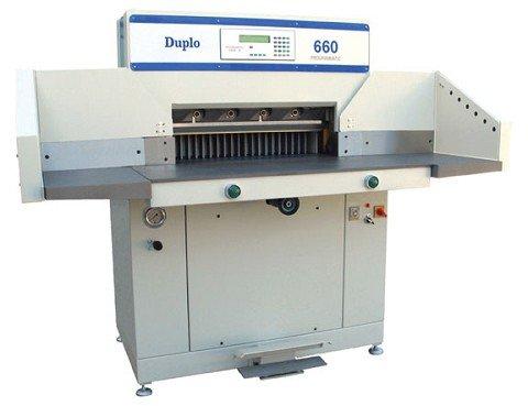 Duplo 660P Paper Cutter
