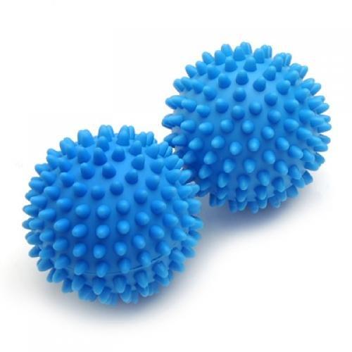2X Reusable Dryer Balls Fabric Softener Ball front-122472