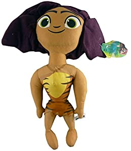 11 Inch Dreamworks Croods el juguete de felpa suave - EEP CROOD (PL92) marca CROODS