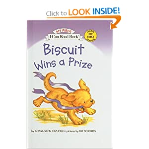Biscuit Wins a Prize (I Can Read Books: My First Shared Reading (Prebound)) Alyssa Satin Capucilli and Pat Schories