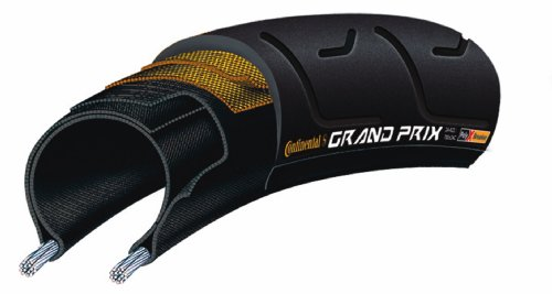 Continental Grand Prix Urban Specialty Bicycle Tire (20x1 1/8, Wire Beaded)