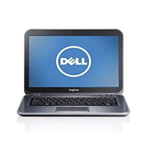 Amazon.com: Dell Inspiron i14z-2501sLV 14-Inch Ultrabook (Silver): Computers & Accessories