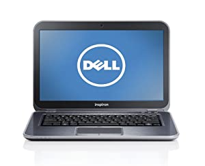 Dell Inspiron 14z 14-Inch Laptop Core i5-3317U 1.7GHz 6GB 32GB SSD+500GB DVD±RW