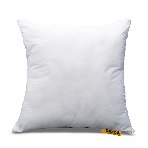 "Buy DOZZZ 18"" X 18"" Square Poly Pillow Insert, Pillow Foam Insert Pillow Stuffing"