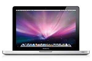"""Apple MacBook Pro MB990 Ordinateur portable 13,3"""" Intel Core 2 Duo 160 Go RAM 2048 Mo MacOS X 10.6 Jusqu'à  10h d'utilisation NVIDIA GeForce 9400M [Emballage « Déballer sans s'énerver par Amazon »]"""