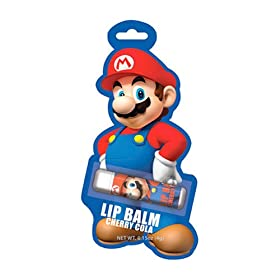 Nintendo Super Mario Bros. Mario Cherry Cola Lip Balm