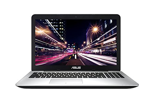 Asus F555LA-AB31 15.6-Inch Laptop (2.1 GHz Core i3-5010U Processor,4 GB RAM,500 GB Hard Drive, Windows 10), Black