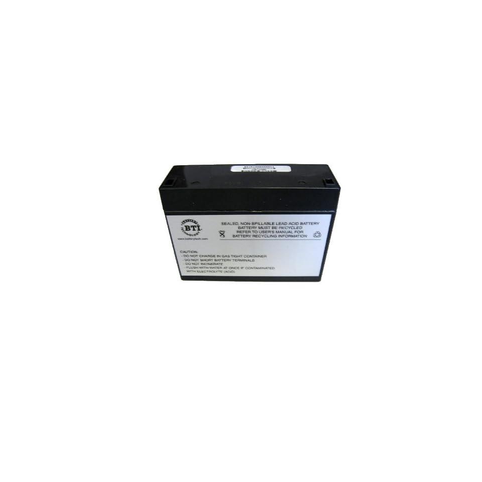 Harvard HBU-RBC3 Replacement Battery for APC BK575C