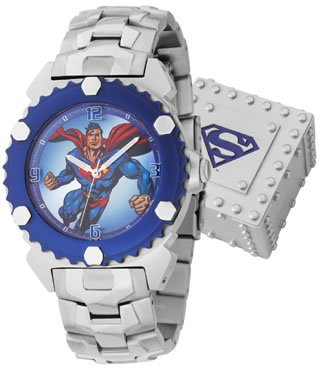 Superman fossil watches for sale review buy at cheap price superman watch wb dc li2053 by fossil warner wb new for sale review buy at cheap price freerunsca Choice Image