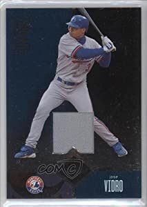 Jose Vidro 5 #5 5 Montreal Expos (Baseball Card) 2004 Leaf Limited Threads Jersey #74 by Leaf