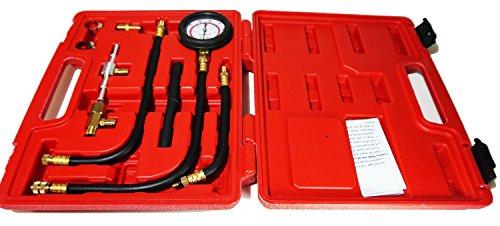 GENSSI 0-100 PSI Fuel Injection Pump Tester Test Injector Pressure Gauge Kit Oil (Fuel Oil Test compare prices)
