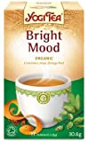 THREE PACKS of Yogi Tea Bright Mood Tea 15 Bag