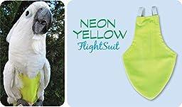 Jr. Small FlightSuit (Bird Diaper) w/Lanyard plus Flightliners (Yellow)