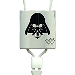 Rewind: Darth Vader - Rewind your cords and go tangle free!