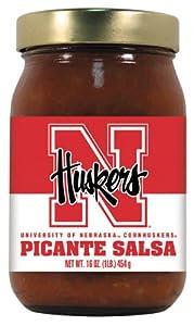 Hot Sauce Harrys Nebraska Cornhuskers Picante Salsa from Hot Sauce Harry's Inc.