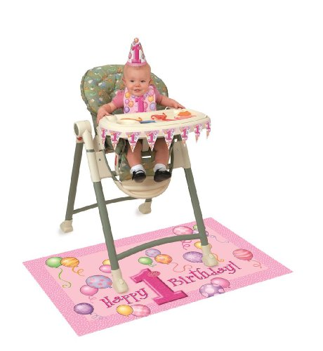 Pink No.1 - High Chair Kit