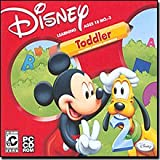 Disney Interactive Mickey's Toddler - with Active Leveling Advantage! for Windows for Age - 18 mos - 3 (Catalog Category: PC Games / Kid Games )