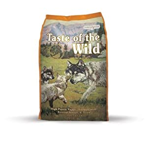 Diamond Pet Foods Taste Of The Wild High Prairie Puppy Formula With Roasted Bison & Venison 15 Lb