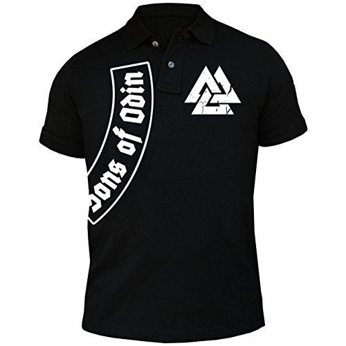 Life Is Pain -  T-shirt - Abbigliamento - Maniche a 3/4 - Uomo nero XL