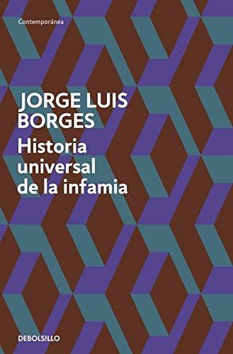 Historia Universal De La Infamia descarga pdf epub mobi fb2