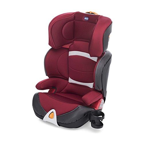 Chicco 07079158640000 Oasys 2-3 Standard Seggiolino Auto, Red Passion