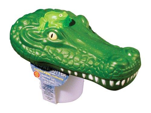 Poolmaster 32132 chlori gator chlorine dispenser chlorine for Does lowes sell swimming pool supplies